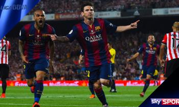 La Liga stays on Sky Sports