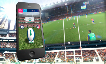 ITV launches free Rugby World Cup companion app