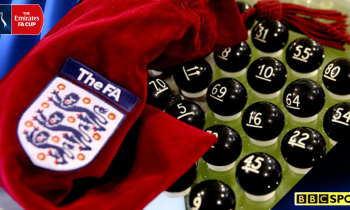 FA Cup 2nd Round Draw live on BBC Two