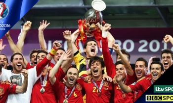 BBC & ITV awarded UEFA Euro 2016 and 2020 rights