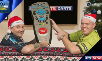 Sky Sports Darts returns for 2016 World Championships