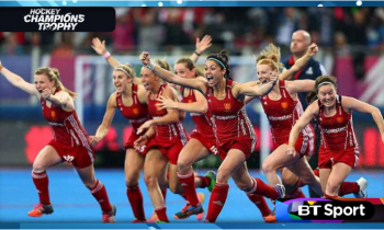 BT Sport claims 2016 Hockey Champions Trophy rights