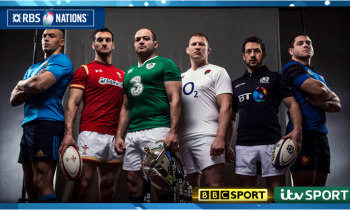 BBC & ITV confirm 2016 RBS 6 Nations plans