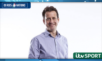 Mark Pougatch to present ITV's RBS 6 Nations debut
