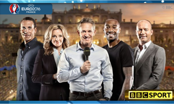BBC announces Euro 2016 coverage plans