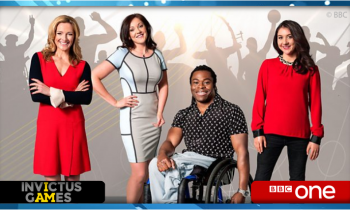 BBC confirms Invictus Games 2016 coverage plans