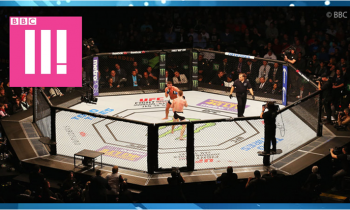 UFC comes to revamped BBC Three