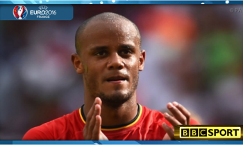 Vincent Kompany joins BBC Euro 2016 team