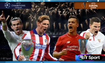 BT Sport to stream 2016 European finals on YouTube