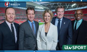 ITV reveals Euro 2016 coverage plans