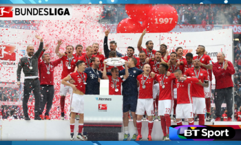 BT Sport retains live Bundesliga rights to 2021