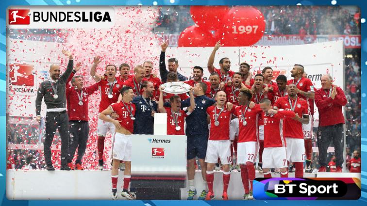 BT Sport retains live Bundesliga rights to 2021 - Sport On ...