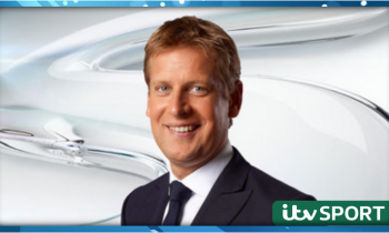 Ed Chamberlin joins ITV as racing presenter