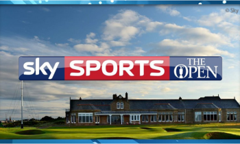 Sky Sports confirms Open golf coverage plans