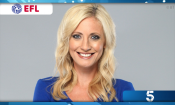 Lynsey Hipgrave to co-host Channel 5 EFL highlights