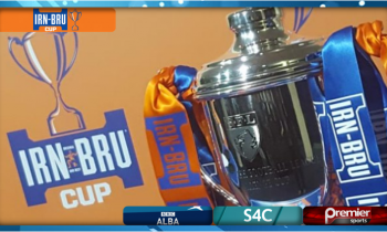 BBC, S4C & Premier Sports to show IRN-BRU Cup