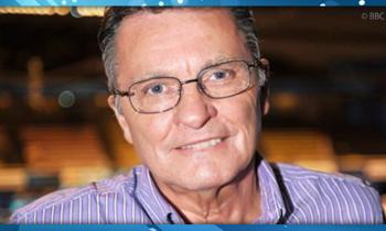 Gymnastics commentator Mitch Fenner dies aged 70