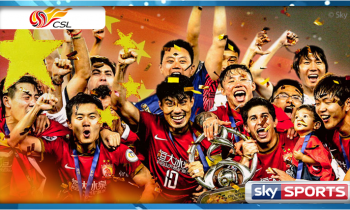 Sky Sports secures Chinese Super League rights