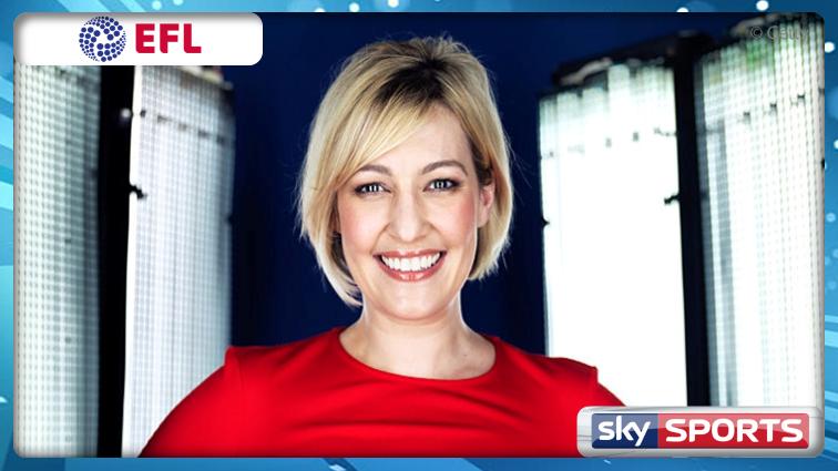Kelly Cates returns to Sky Sports as EFL presenter - Sport ...