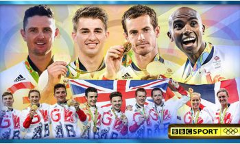 BBC achieves record audiences for Rio 2016 Olympics
