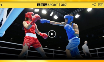 BBC launches 360 video service for Rio 2016 Olympics