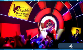 Channel 4 takes to the oche with BDO darts deal