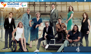 Channel 4 unveils Rio 2016 Paralympics team