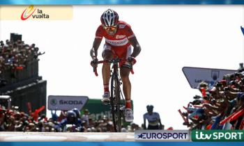 La Vuelta a Espana 2016 on Eurosport & ITV4