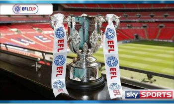 Sky Sports confirms live EFL Cup 2nd Round games