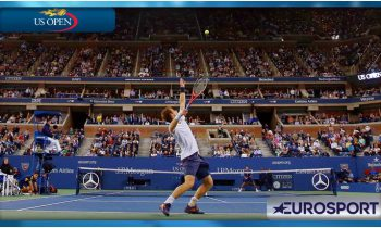 Eurosport confirms US Open tennis coverage