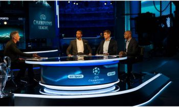 BT Sport confirms opening live European games on Showcase