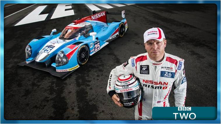 BBC Two goes 200mph at Le Mans with Sir Chris Hoy – Sport ...