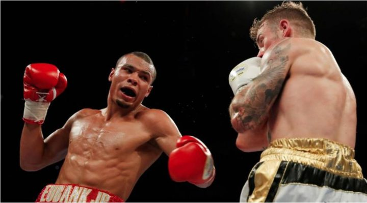 Chris Eubank Jnr to fight on new ITV Box Office channel