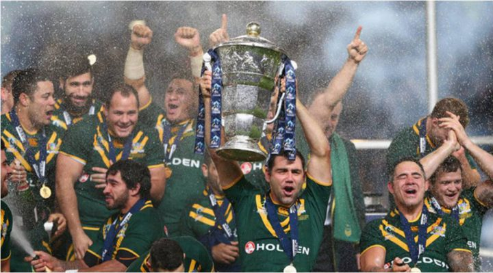 BBC secures 2021 Rugby League World Cup rights