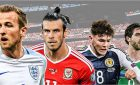 Sky and ITV seal international football rights to 2022