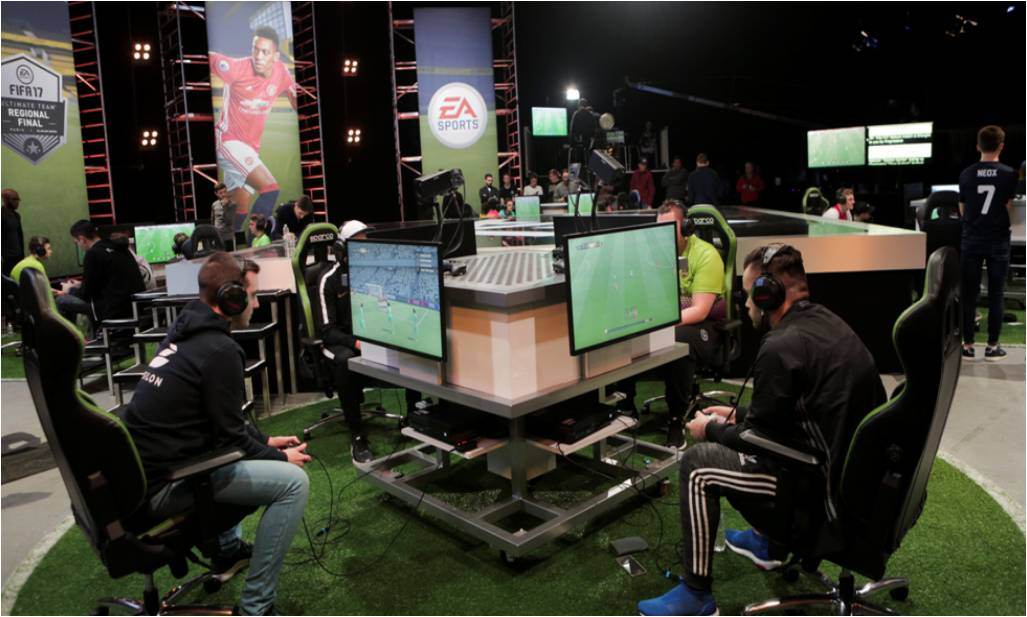 BT Sport to show FIFA 17 gaming events in UK TV first