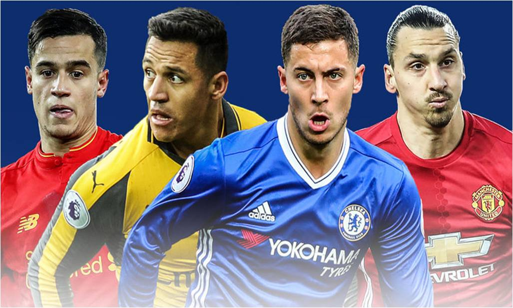 Sky & BT confirm live Premier League games in April