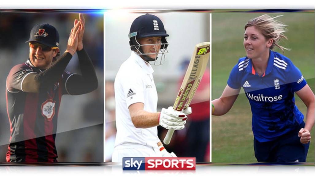 Sky Sports announces 2017 summer cricket schedule