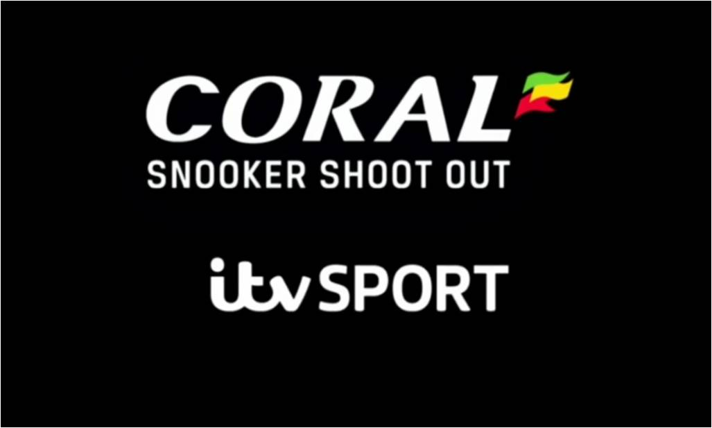 Snooker Shoot Out 2017 live on ITV4