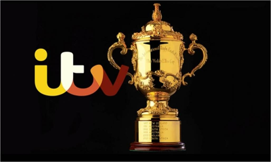 ITV retains Rugby World Cup rights to 2023