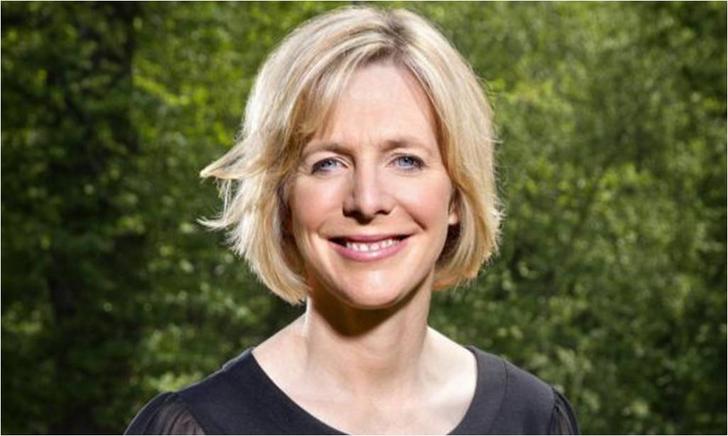 Hazel Irvine steps down as BBC golf presenter