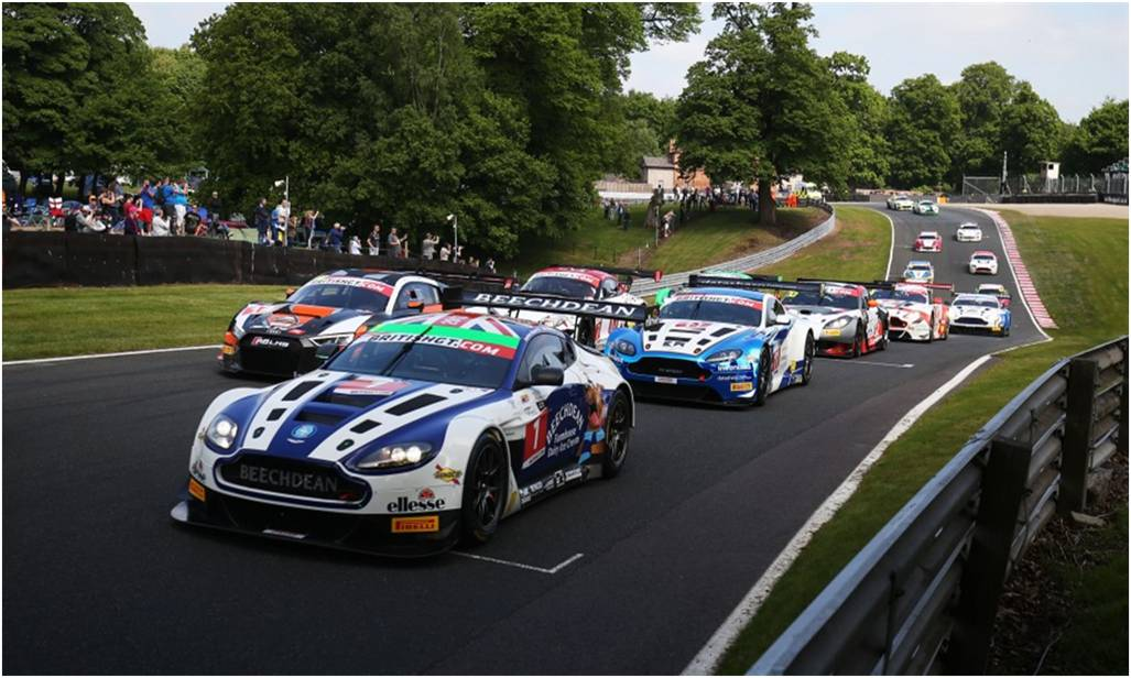British GT races to be broadcast live on Front Runner