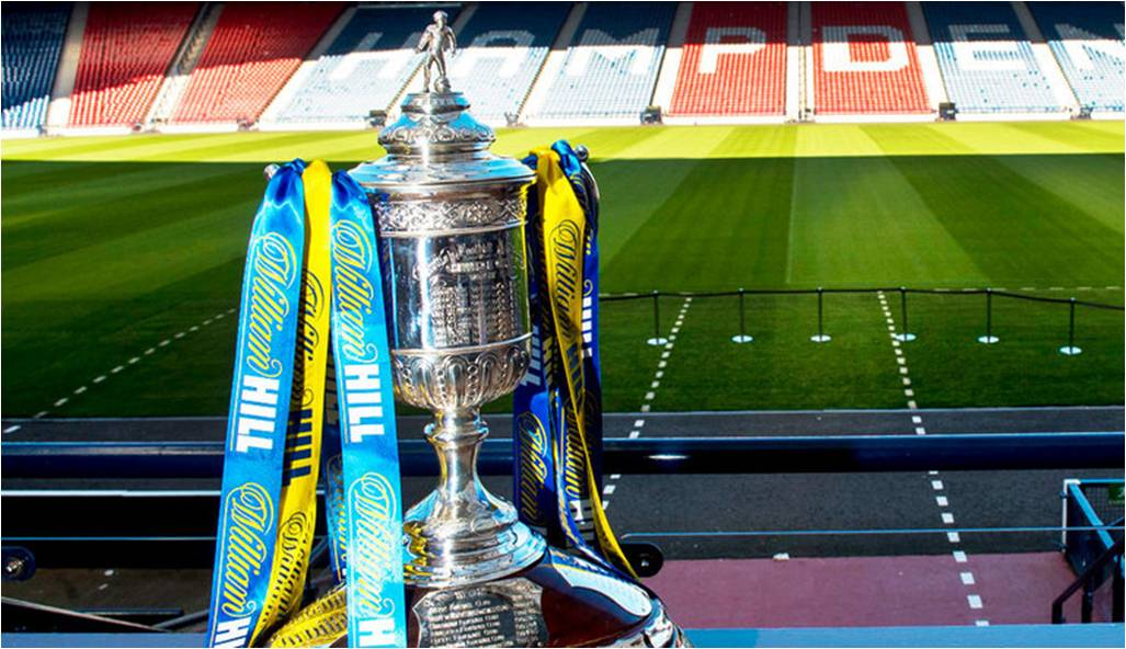 Sky & BBC confirm Scottish Cup Semi-Finals schedule