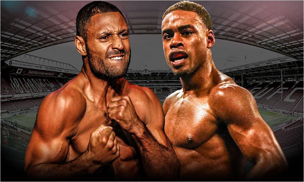 Sky Sports Box Office to show Kell Brook title defence