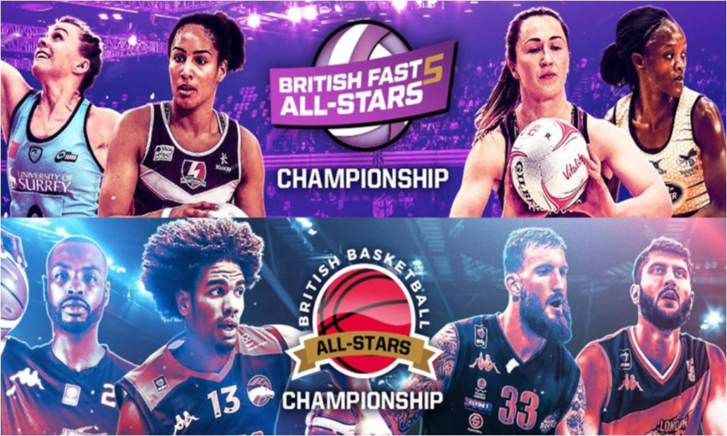 Sky Sports to televise O2 netball-basketball double-header