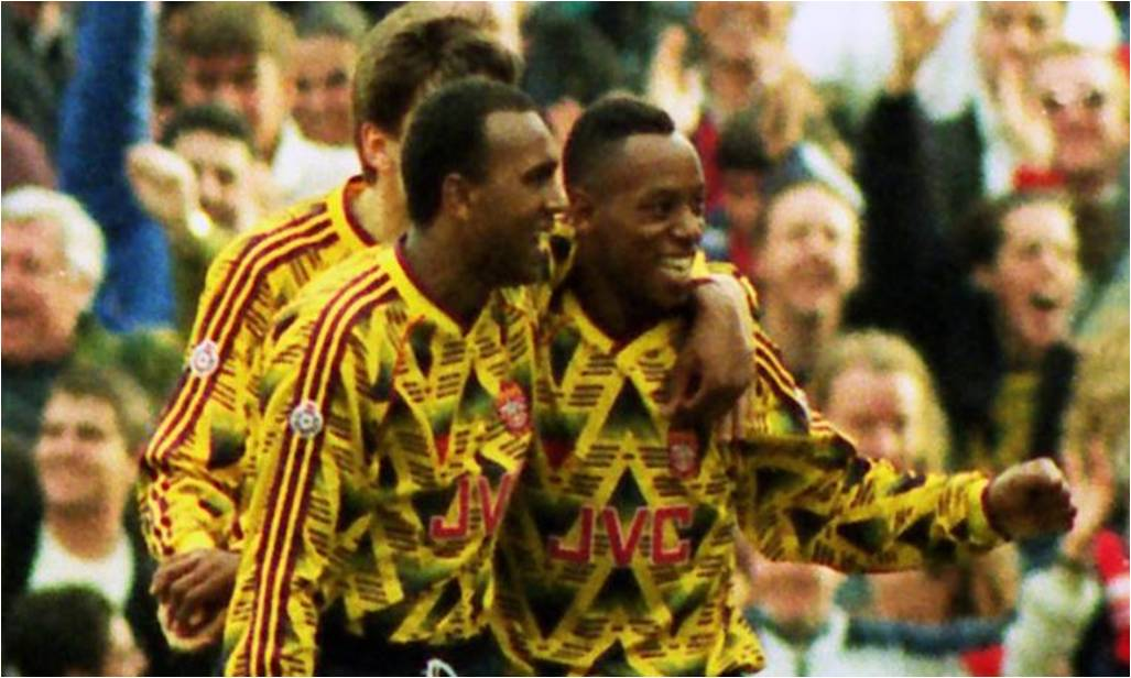 BT Sport to premiere Ian Wright and David Rocastle documentary