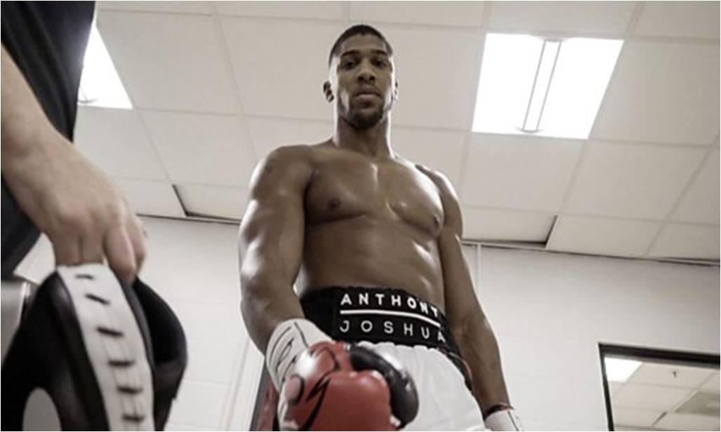 BBC One to follow Anthony Joshua's Road To Klitschko