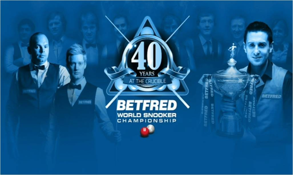 World Snooker Championship 2017 live on BBC & Eurosport