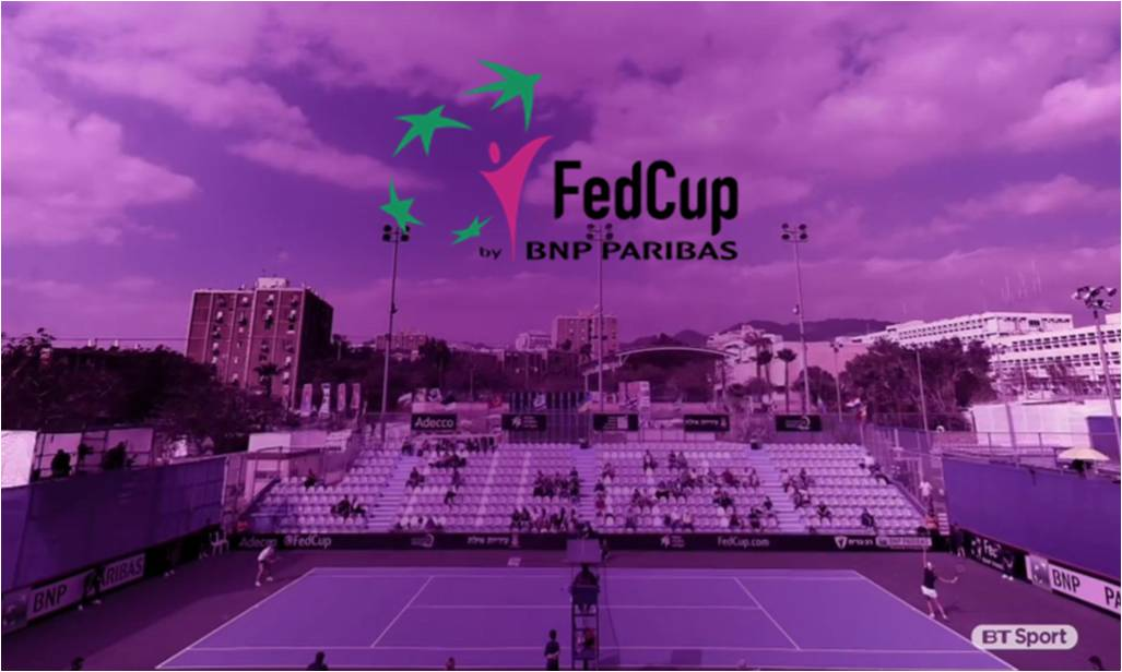Fed Cup: Romania v Great Britain live on BT Sport & BBC website