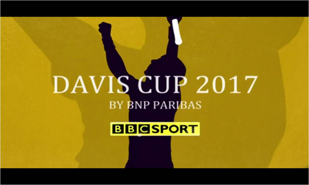 Davis Cup 2017: France v Great Britain live on BBC